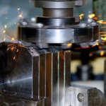 Фрезерная обработка металлов до 1000*600*300 мм