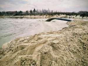 Добыча песка и ПГС