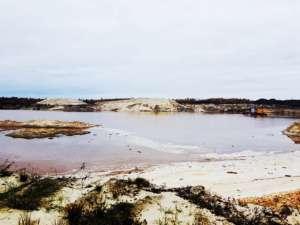Очистка водоемов от загрязнений